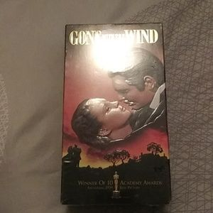 Other - Gone with the wind VHS